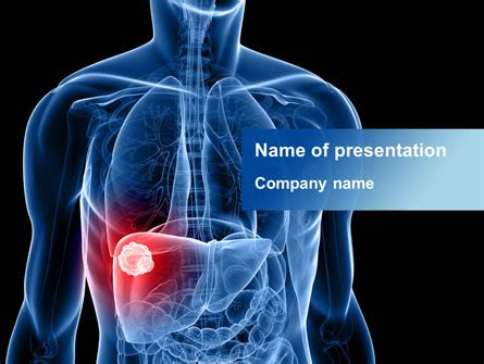 powerpoint templates free download liver liver disease presentation template for powerpoint and