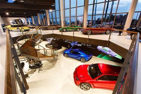 Lamborghini Museum Sant Agata Bolognese 2018 All You