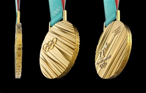Do Olympic Winners Win Money - south korea reveals slashed 2018 olympic medals