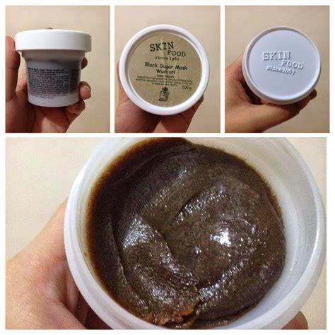 Skinfood Black Sugar Mask Wash 100gr Original skin food black sugar scrub exfoliator 100g