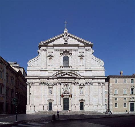 Romanesque Church Floor Plan by
