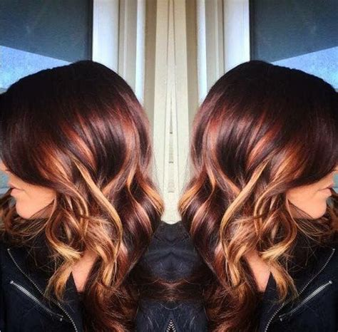 copper hair with white tuff styles 23 best copper balayage hairs images on pinterest classy