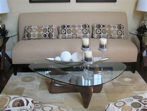 Coffee Table Decorations Glass Table Glass Candles Holders As Centerpiece For Coffee Tables