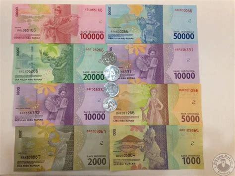 pertamax7 nih wujud uang baru indonesia 2017 jangan bingung ya om pertamax7