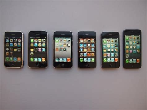 iphone years shadowtech s smartphones of today