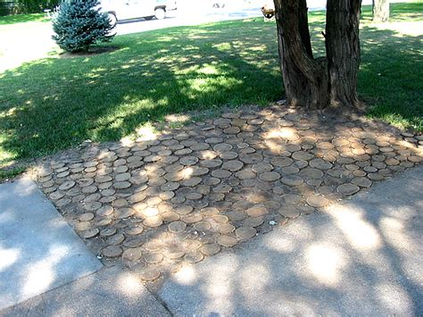 Tree Stump Patio by Stump Patio