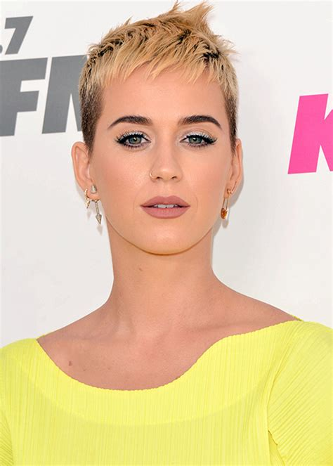 The Real Reason Katy Perry Cut Her Hair So Short