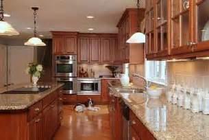 Dark Oak Kitchen Cabinets Best Dark Oak Kitchen Cabinets 495589 Home Design Ideas