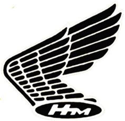 vintage honda logo 1000 images about honda motorcycle advertising and