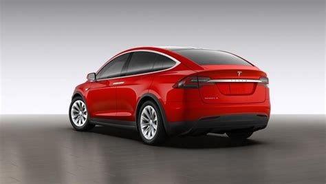 Tesla Model X Price Tag Images And Details Tesla Model X Design Studio Leak