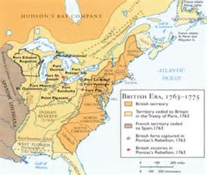 map of america in 1753 weiszhistory7 9c and indian war
