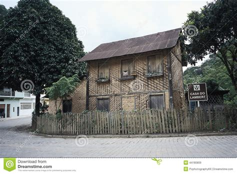 when was the first house built lambert s house now a national monument in santa teresa
