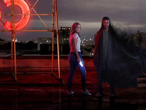 marvels cloak  dagger tv show poster full hd  wallpaper