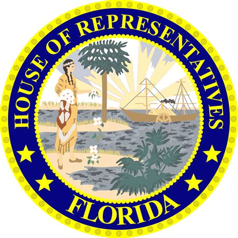 house of representatives seal florida house of representatives wikipedia
