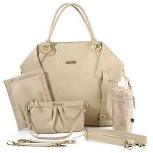 timi and leslie tote bag light brown