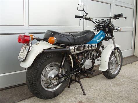 Suzuki Motorrad 125 Ccm Modelle by Motorrad Oldtimer Kaufen Suzuki Rv 125 Scrambler Moto