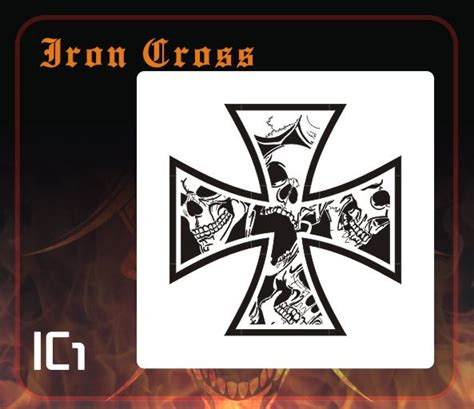 printable iron cross stencil related keywords suggestions for iron cross stencil
