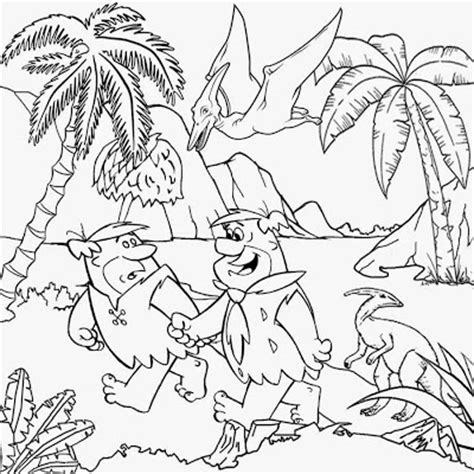 dinosaur habitat coloring page free coloring pages printable pictures to color kids and