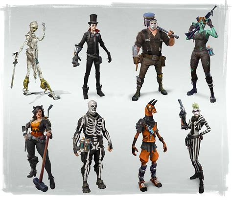 fortnite new skins coming out fortnite event quot fortnitmares quot bringt neue map