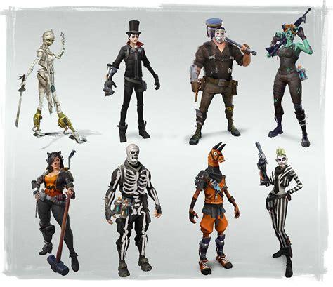 fortnite costumes fortnite event quot fortnitmares quot bringt neue map