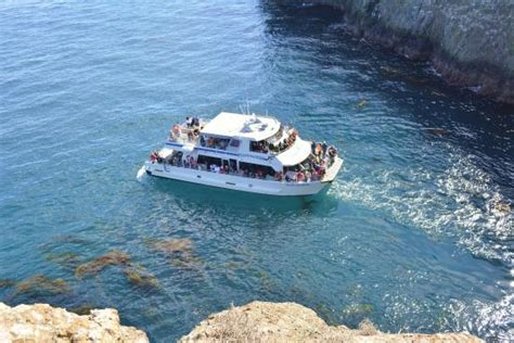 channel islands boat the island packers boat picture of anacapa island