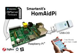 smartenit adds the sweetness of linux home automation to