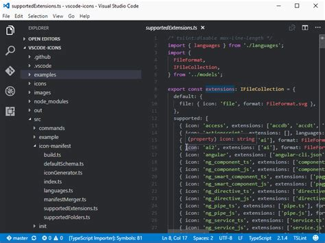 coding solution add icons to your visual studio code experience a