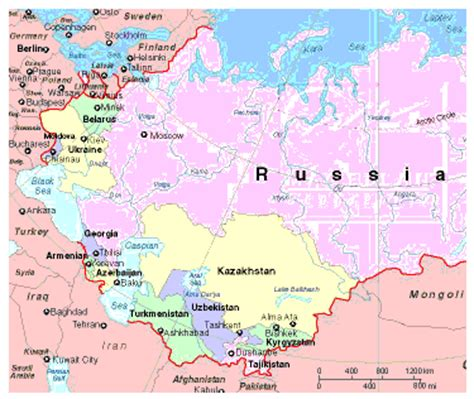 russia map before and after 1990 pin soviet union fall on