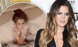 khloe shares instagram picture of as a