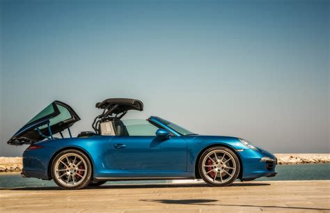 porsche targa 2015 2014 porsche 911 targa review automobile magazine