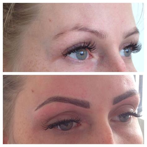 tattoo eyebrows sheffield 1000 images about permanent make up on pinterest semi