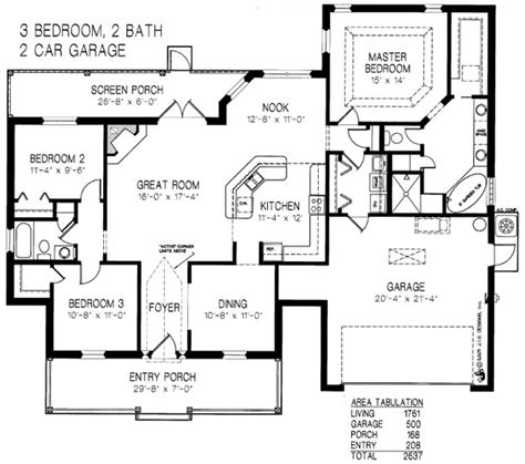 Home Builder Floor Plans Norman Home Builders The Model And Floor Plan New Home In Citrus County Florida