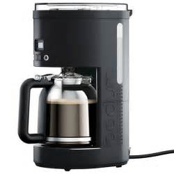Bodum Bistro 12 Cup Programmable Coffee Maker   Black : Target