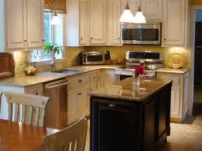 Small Kitchen With Island Small Kitchen Islands With Granite Tops Roselawnlutheran