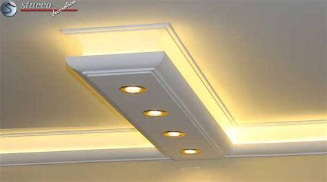 stuckleisten beleuchtet stuckleisten aus styropor zur innenraumgestaltung