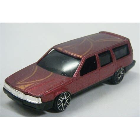 yatming volvo  station wagon global diecast direct
