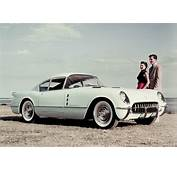1954 Chevrolet Corvair  Concepts