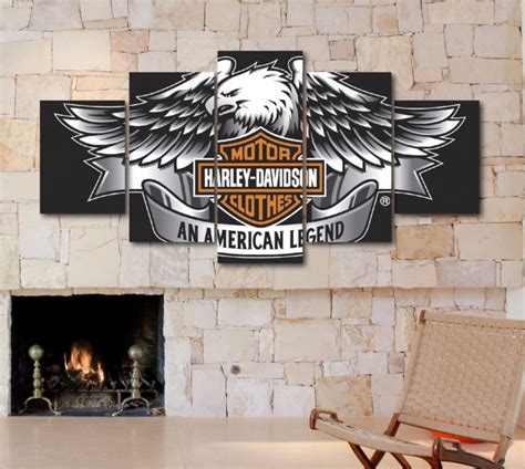 harley davidson home decor harley davidson wall decorations shop collectibles online
