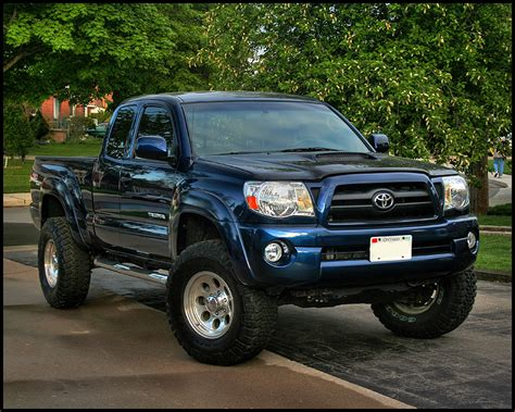 Pre Runner Toyota Toyota Tacoma Pre Runner 4x4 Picture 3 Reviews News