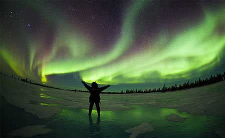 how do the northern lights last see the northern lights before i die