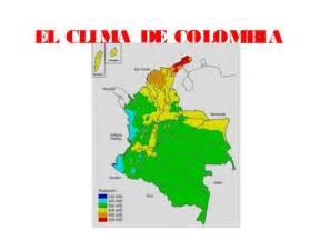 El Clima En El Clima De Colombia