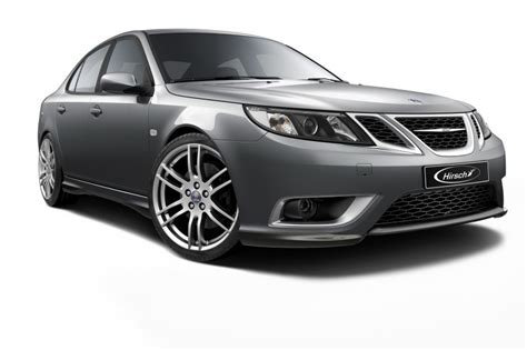 carscoop saab to offer hirsch performance products for 9