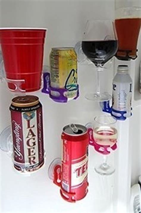 Shower Drink Holder by 13 Things You Need At The End Of A Day
