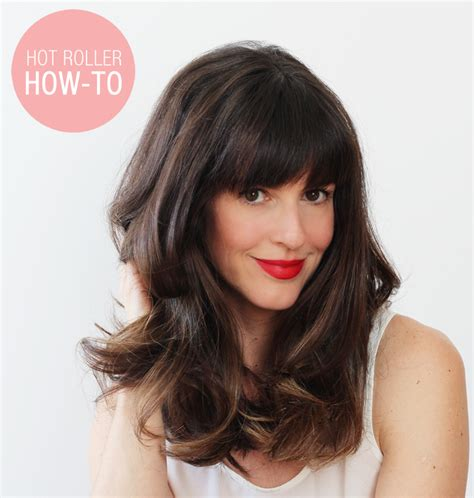 how to style a bob with heated rollers how to style a bob with heated rollers 1000 ideas about
