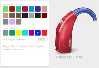 hear colors 2013 phonak unveils sky q hearing aids for children medgadget