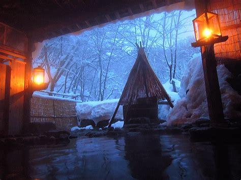 l no yado onsen passez la nuit dans cette auberge japonaise uniquement