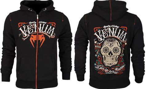 venum santa muerte hoodie
