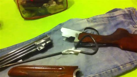 olustrada de una escopeta como limpiar tu escopeta f 225 cil y de manera casera