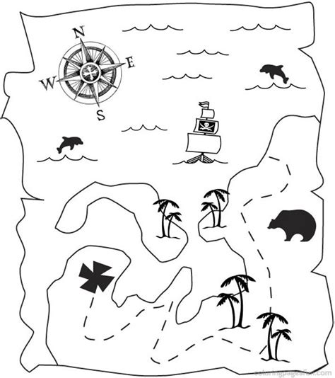 Pirates Coloring Pages Coloring Home Free Pirate Coloring Pages For Coloring Home