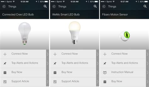 smartthings compatible light bulbs smartthings adds support for cree and wemo leds cnet